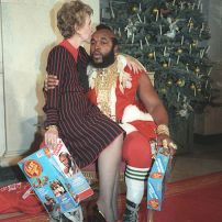 Mr T and the First Lady - why?