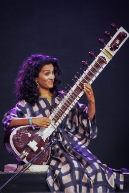 Anoushka Shankar:GlastonburyFestival?JohnKerridge1