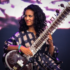 Anoushka Shankar:GlastonburyFestival?JohnKerridge4