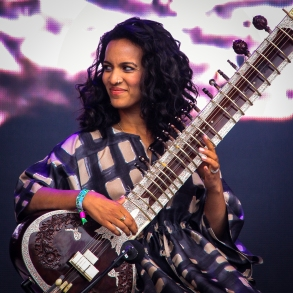 Anoushka Shankar:GlastonburyFestival?JohnKerridge4