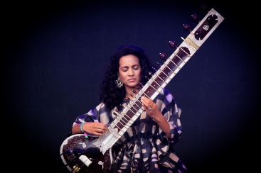 Anoushka Shankar:GlastonburyFestival?JohnKerridge5