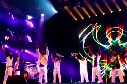 Earth, Wind and Fire:GlastonburyFestival:JohnKerridge1