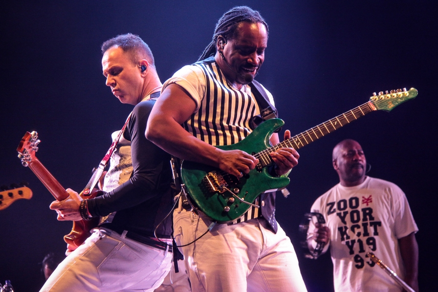 Earth, Wind and Fire:GlastonburyFestival:JohnKerridge5