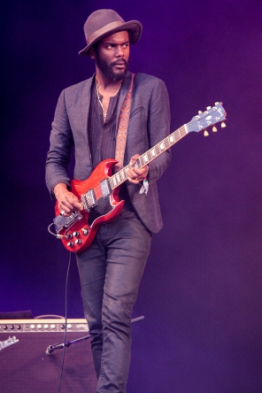 Gary Clark Jr:GlastonburyFestival:JohnKerridge4