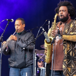 Kamasi Washington:GlastonburyFestival:JohnKerridge3