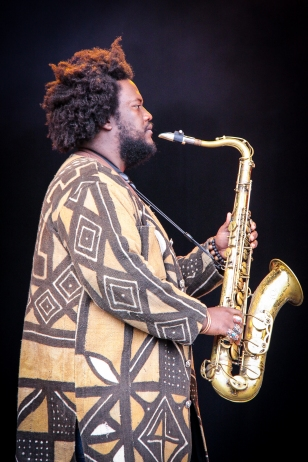 Kamasi Washington:GlastonburyFestival:JohnKerridge5