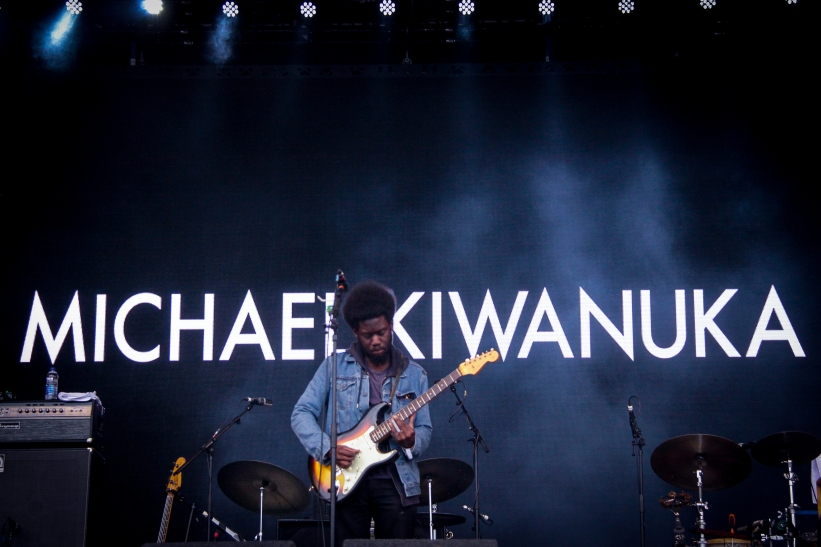 Michael Kiwanuka:GlastonburyFestival:JohnKerridge1
