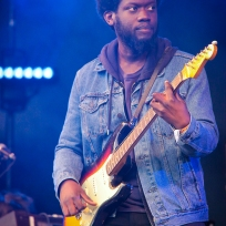 Michael Kiwanuka:GlastonburyFestival:JohnKerridge2