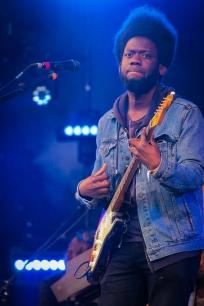 Michael Kiwanuka:GlastonburyFestival:JohnKerridge3