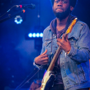 Michael Kiwanuka:GlastonburyFestival:JohnKerridge3