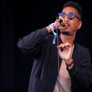Oddises and Good Company:GlastonburyFestival:JohnKerridge2
