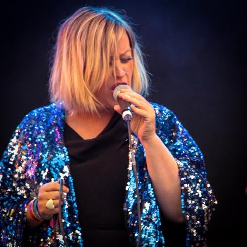 Quantic All Stars with Alice Russell:GlastonburyFestival:JohnKerridge1