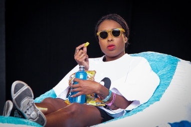Santigold:GlastonburyFestival:JohnKerridge2