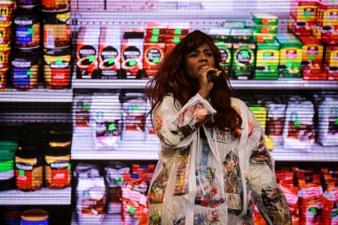 Santigold:GlastonburyFestival:JohnKerridge3