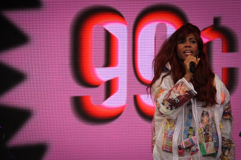 Santigold:GlastonburyFestival:JohnKerridge4