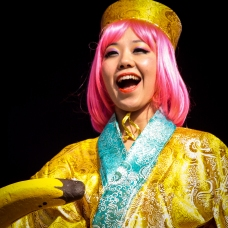 Shibusashirazu Orchestra:GlastonburyFestival:JohnKerridge3