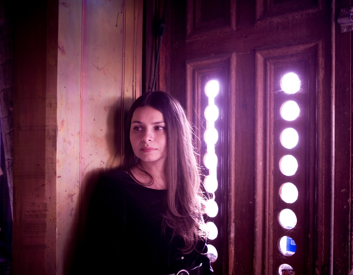 Today I stumbled upon Hope Sandoval