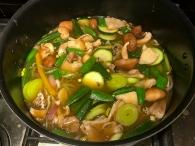 Veggie Noddle Soup 6