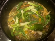 Veggie Noddle Soup 7